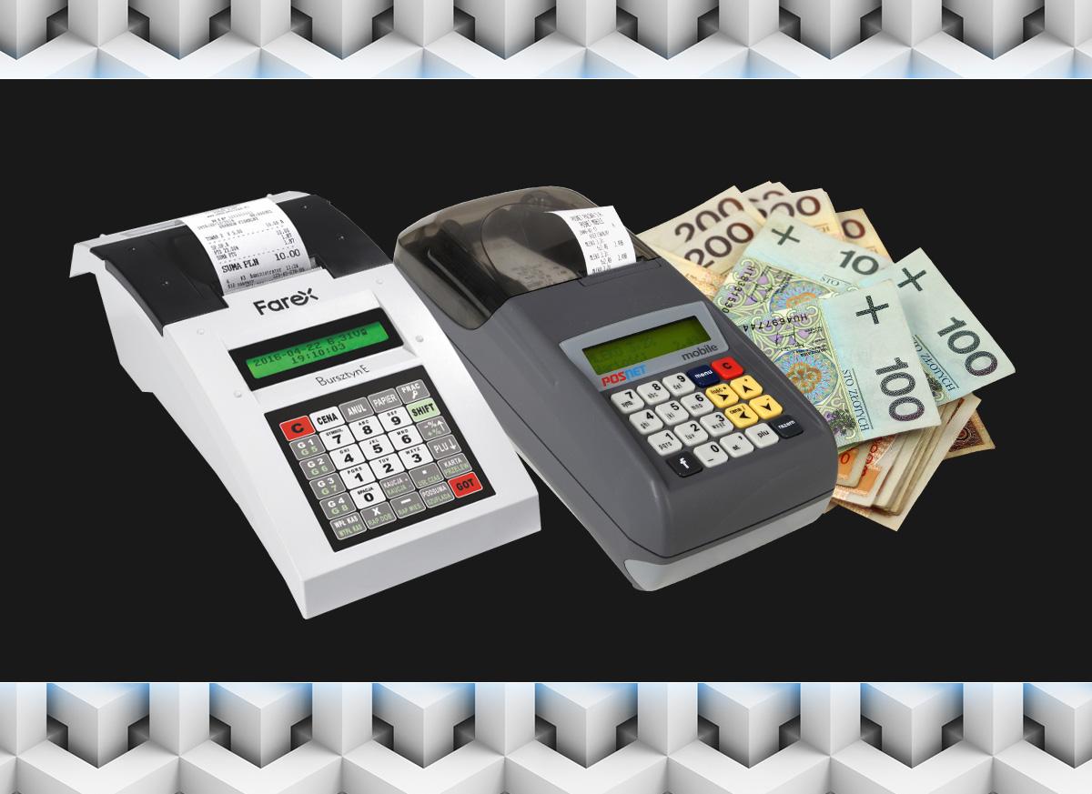 Tanie i funkcjonalne kasy fiskalne od Farex i Posnet