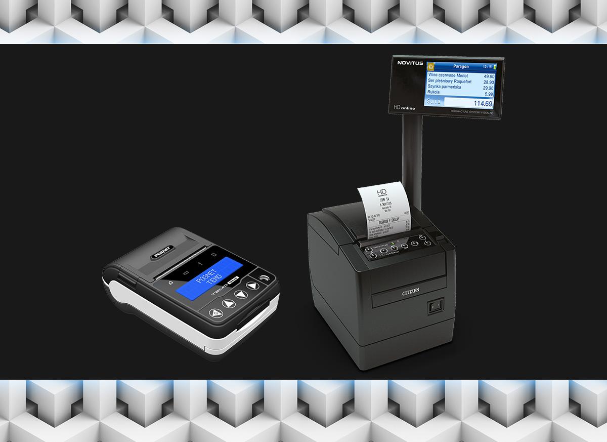Ciekawe drukarki fiskalne online
