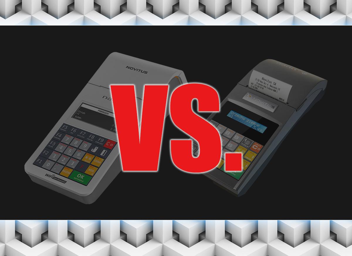 Kasa fiskalna online vs. offline